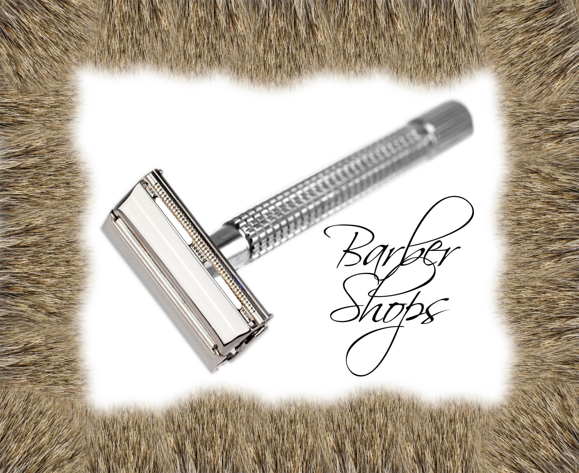 rasoio da barba a lametta, © luigi tremolada