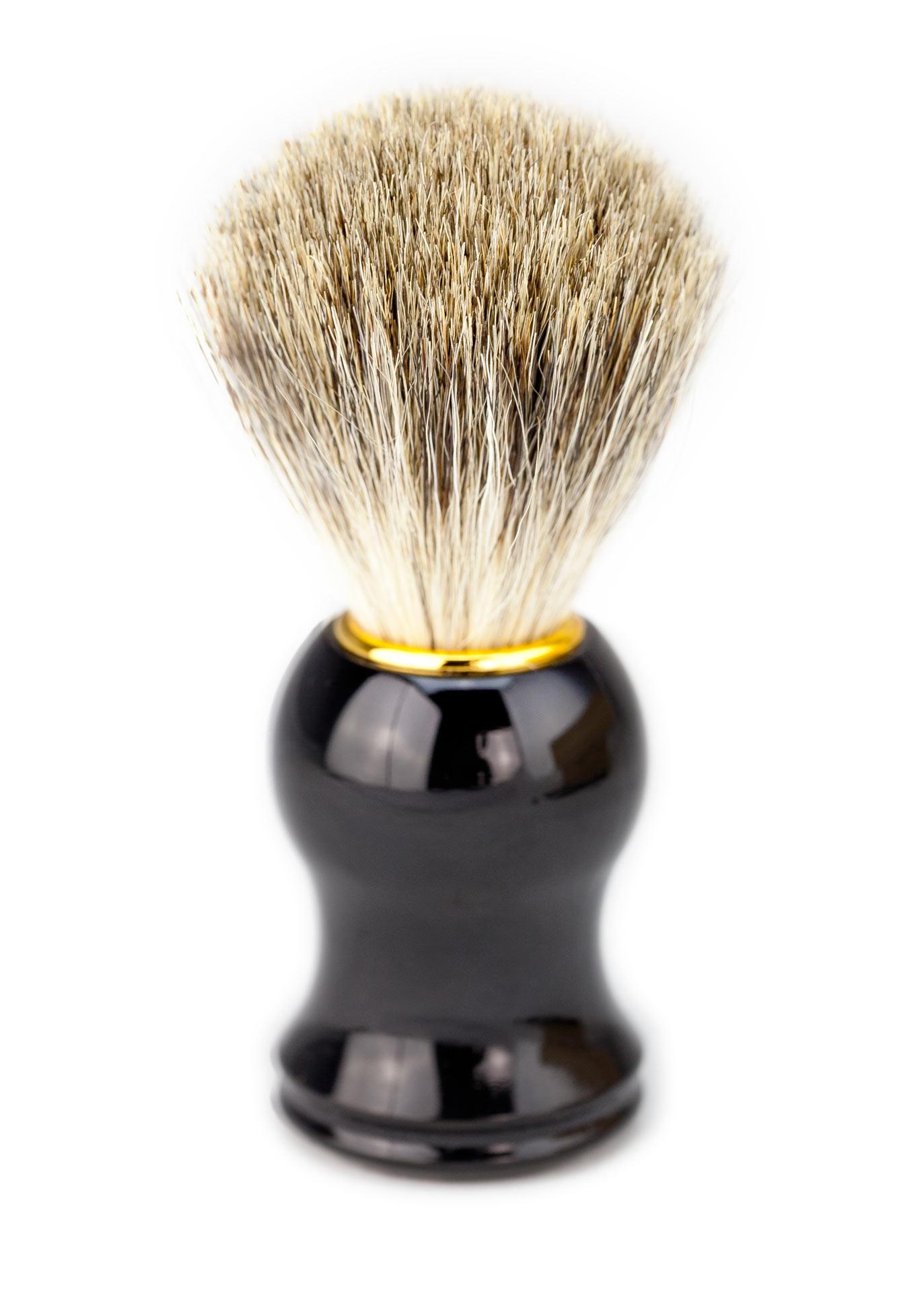 pennello da barba, © luigi tremolada