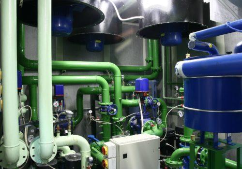 impianto di cogenerazione, © luigi tremolada