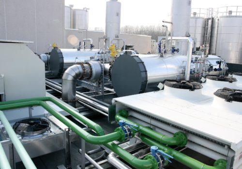 impianto climatizzazione, granarolo, © luigi tremolada