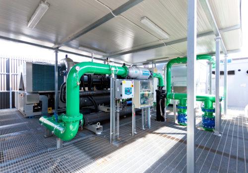 impianto climatizzazione, © luigi tremolada