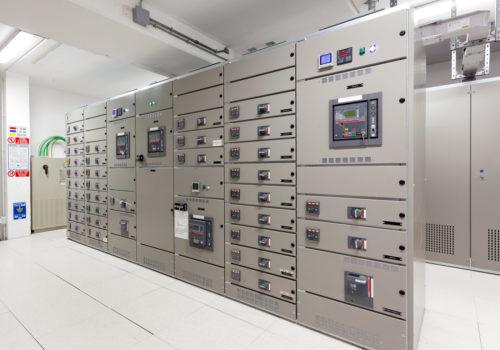 impiantistica elettrica, © luigi tremolada