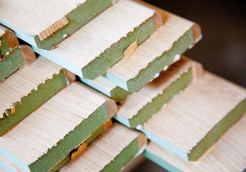 impiallacciato, legno, colla, © luigi tremolada