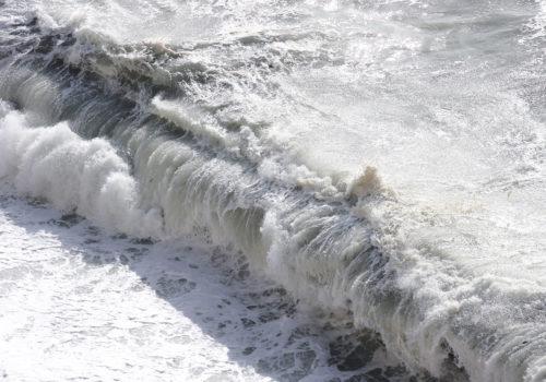 onde, etretat, © luigi tremolada