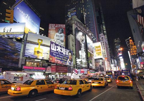 taxy, new york, strada, © luigi tremolada