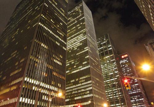 notte, ney york, taxy, © luigi tremolada