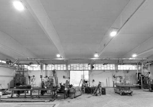 henkel, cantiere di lavoro, © luigi tremolada